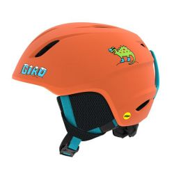 Giro Launch Mips Jr Helmet - Matte Bright Orange/Jelly XS
