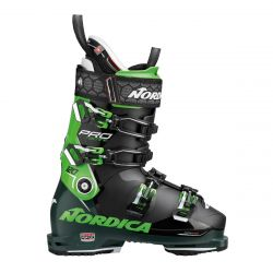 Pro Machine 120 Boot 20/21 - Black-Green