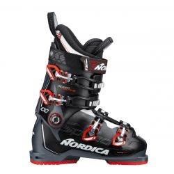 Nordica Speedmachine 100 Boot 20/21 - Black/Anthracite/Red