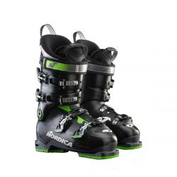 Nordica Men's Speedmachine 90 Boot 20/21 - Black/Anthracite/Green