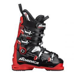Nordica Sportmachine 100 Boot 20/21 - Black/Red/White