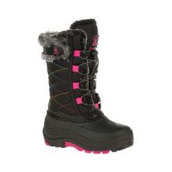 Kamik Kid's Star 2 Winter Boot - Black / Rose