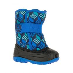 Kamik Toddler The Snowbug4 Winter Boot - Blue