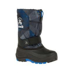 Kamik Kid's Rocket2 Winter Boot - Blue