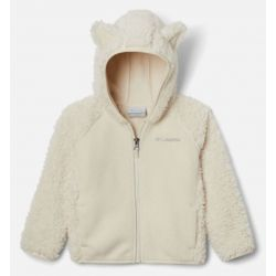 Columbia Toddler Foxy Baby Sherpa Jacket - Chalk