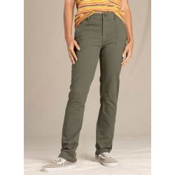 Toad + Co Women's Earthworks Pant - Beetle