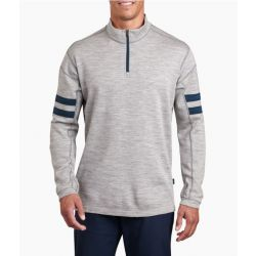 Kuhl Kuhl Team 1/4 Zip Sweater - Blue Ash