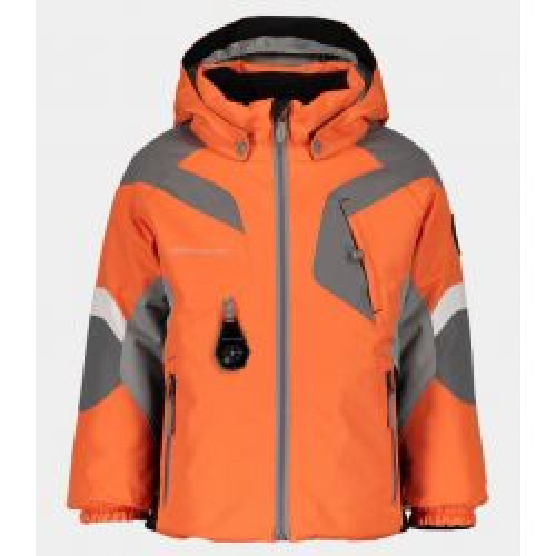 Obermeyer Boys Altair Jacket - Ober Orange