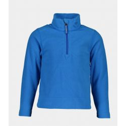 Obermeyer Youth Ultra Gear Zip Top - Blue Vibes
