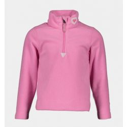 Obermeyer Youth Ultra Gear Zip Top - Pinkies Up
