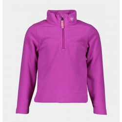 Obermeyer Youth Ultra Gear Zip Top - Prickly Pear