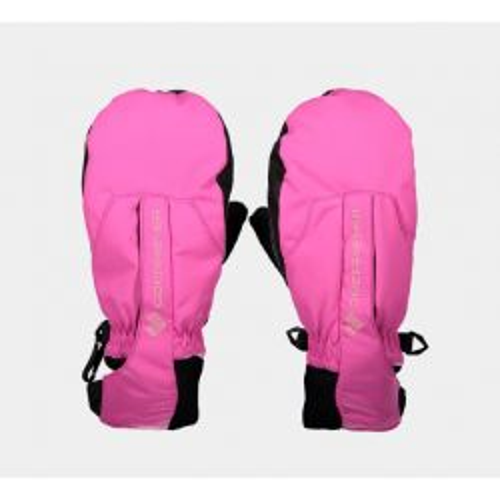 Obermeyer Kids Thumbs Up Mitten - Pink Power