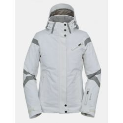 Spyder Women's Poise GTX Jacket - White Alloy