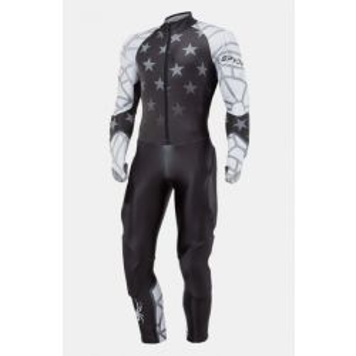 Performance GS Race Suit - Black