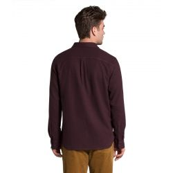 North Face Arroyo Flannel Shirt - ROOT BROWN