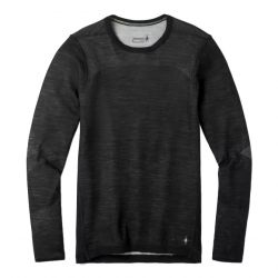 Smartwool Men's Intraknit Merino 200 Crew - Black-White