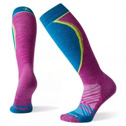 Women's PHD Ski Light Elite Socks - Meadow Mauve