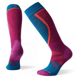 Women's PHD Ski Medium Socks - Meadow Mauve