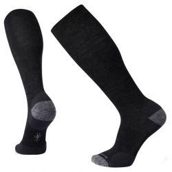 Smartwool Men's Compression Light Elite Over The Calf Sock - Charcoal