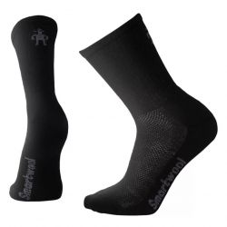 Smartwool Hike Ultra Light Crew Sock - Black