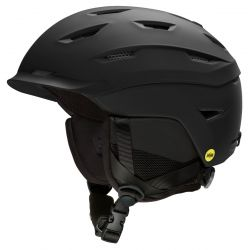 Smith Men's Level MIPS Snow Helmet - Matte Black