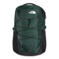 North Face Borealis Backpack - Scarab Green/TNF Black