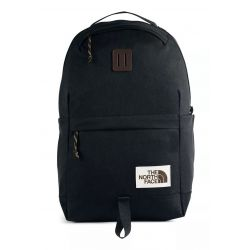 North Face Daypack Backpack - TNF Black Heather