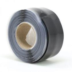 Clam Pro Wrap Rod+Reel Tape - Black