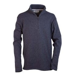 Half Zip Monarch Thermal P/o - Dark Grey