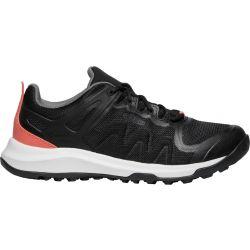 Women's Explore Vent Shoe - Black / Coral