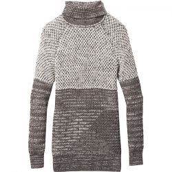 W Abelle Sweater Tunic - Grey