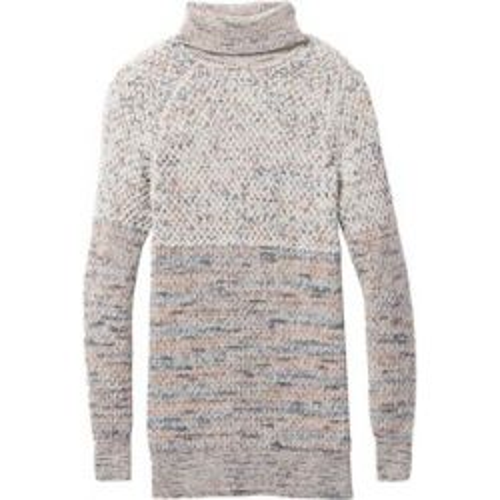 Prana Women's Abelle Sweater Tunic - Admiral Blue