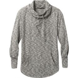 W Frieda Top Relaxed T-neck - Grey