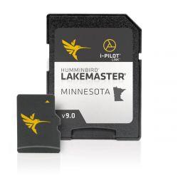 Humminbird LakeMaster Maps - Minnesota V9