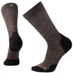 Smartwool Men's Phd Outdoor Light Hiking Crew Sock - Taupe