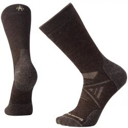 Smartwool Men's Phd Outdoor Medium Hiking Crew Sock - Chestnut