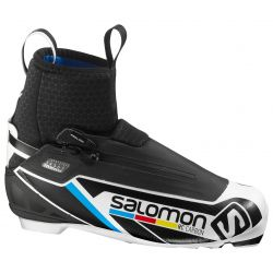 Salomon RC Carbon Prolink Cross Country Boots - 2018