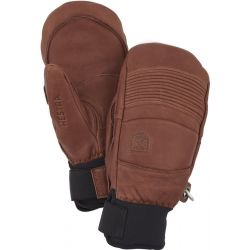 Hestra Leather Fall Line Mitt - Brown