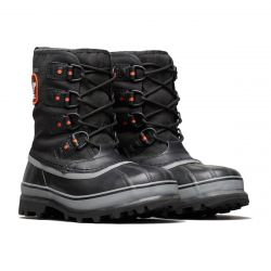 Sorel Men's Caribou XT Boot - Black / Shale