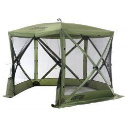 Clam Venture Screen Shelter - Green