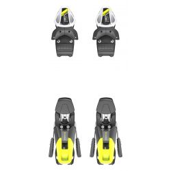 Head Youth EVO 9 AC Ski Bindings - 78 mm