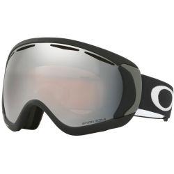 Oakley Canopy Goggle - Matte Black/Prizm Snow Black Iridium