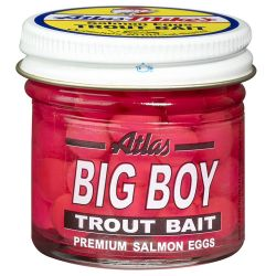 Atlas Atlas Big Boy Salmon Eggs - Pink