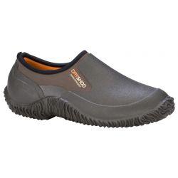 Dryshod Men's Legend Camp Shoe - Khaki/Timber