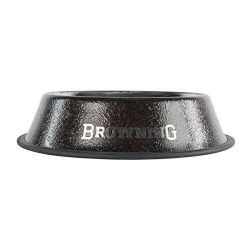 Stainless Steel Pet Dish - Bronze