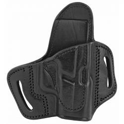Tagua TX Fort Holster fits Glock 43 - Black