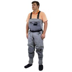 Frogg Toggs Men's Stout Hellbender PRO Stockingfoot Chest Wader