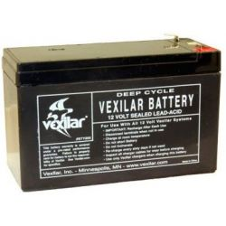 Vexilar 9Ah Battery