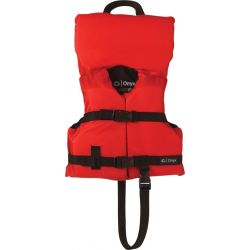 Onyx Infant/Child General Purpose Life Jacket - Red