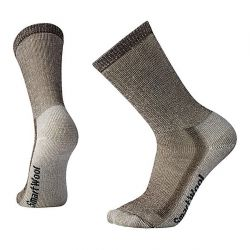 Smartwool Hiking Medium Crew Sock - Dark Brown